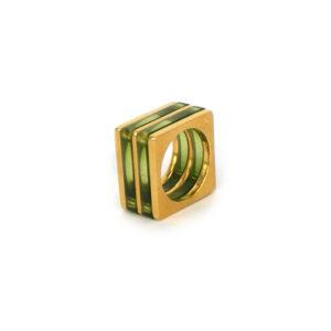 Olive / Gold