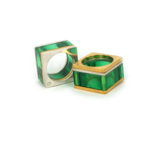 Emerald / Gold